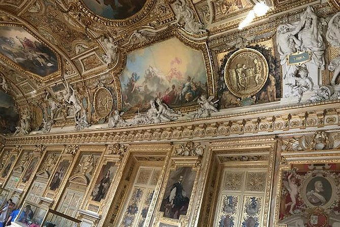 Private Tour: Paris Full-Day Sightseeing Tour Including Entrance to the Louvre