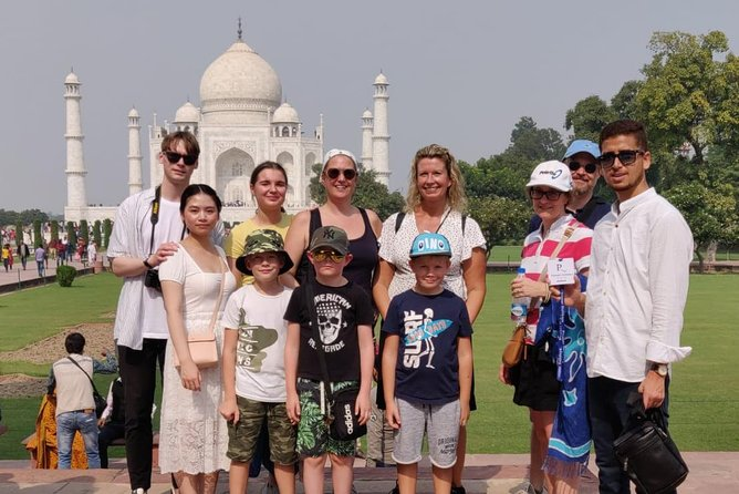 For Delhi - Sunrise Taj Mahal tour by car with cooking class photo 3