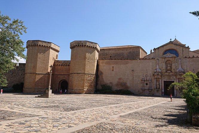Tour monastery Poblet&Montblanc