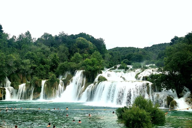 Private Group Day Trip: Krka National Park