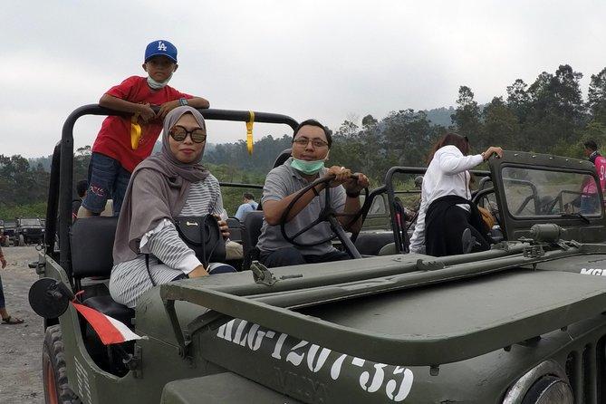Lava Tour Merapi - Tebing Breksi
