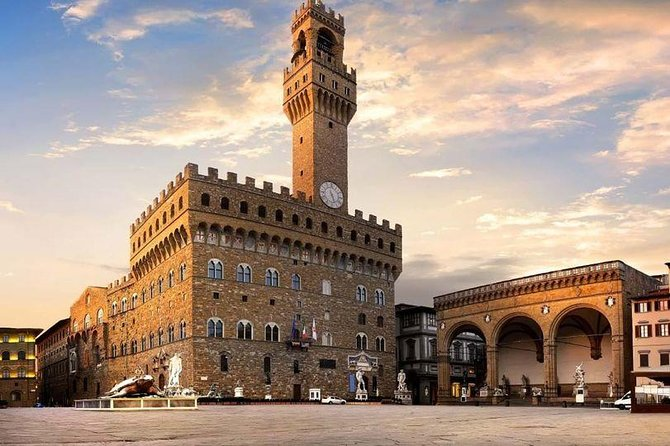 Skip the Line: Palazzo Vecchio Museum Ticket with Tower & Battlement Access