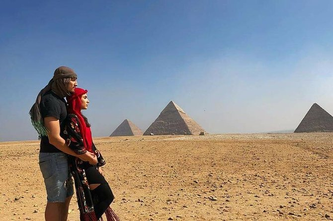 Cairo Layover Tour To Giza Pyramids & Sphinx From Cairo Airport