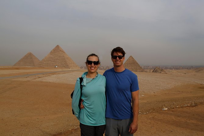 Private Tour Giza Pyramids &Saqqara&Memphis&Photos with Camels