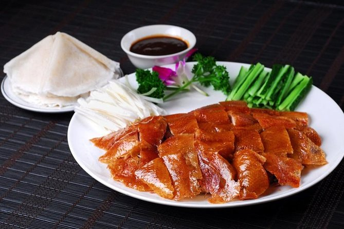 Beijing Layover Tour to Great Wall, Forbidden City & Tasting Roasted Duck