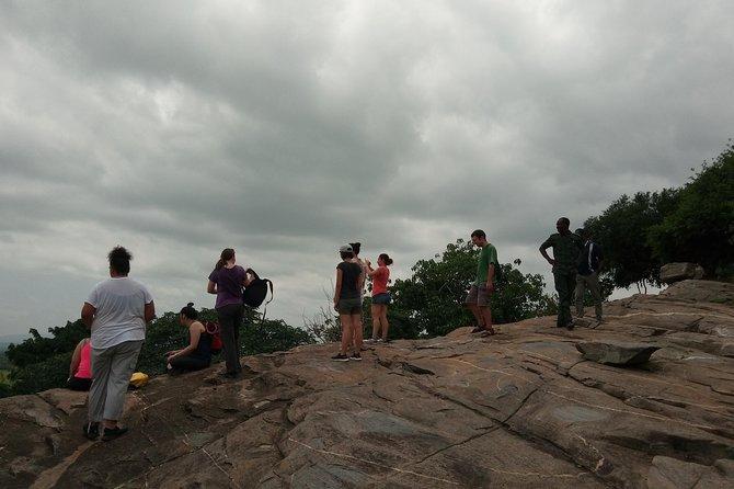 Accra Hiking & Rock Climbing Tour
