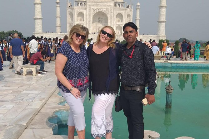 Day tour to Taj Mahal & Agra fort from Delhi,5 star hotel lunch included . photo 78