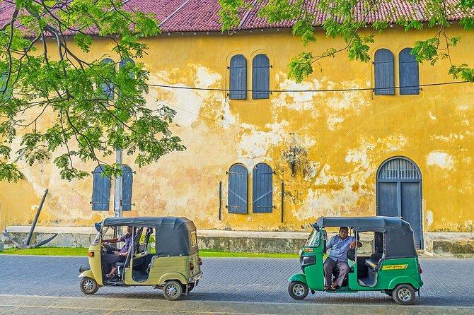 Colombo Tuk Tuk Tour