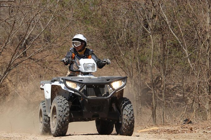 Combo - Jungle ATV Tour + Jungle Hiking Tour