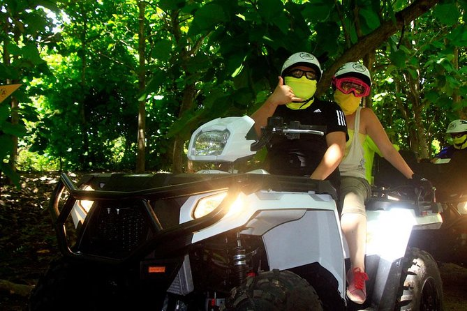 Combo - Jungle ATV Tour (one bike for two adults) + Hiking Tour for two photo 2