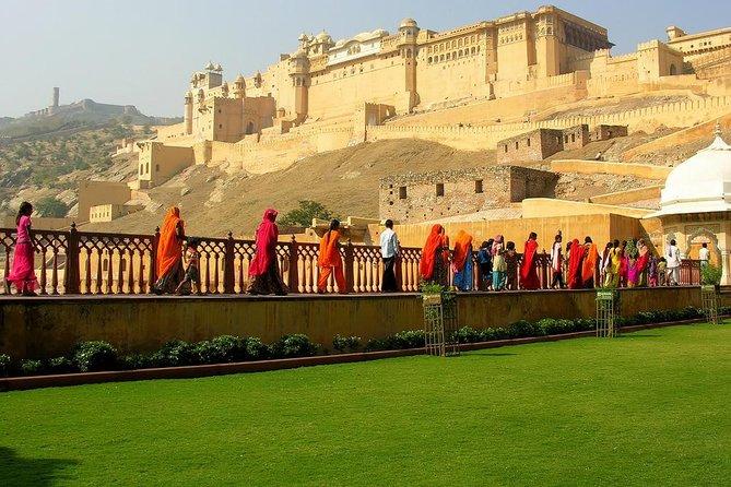 Private Tour: Historical Jaipur Full-Day Tour