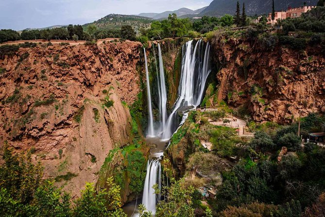 Ouzoud waterfalls day trip from Marrakech photo 7