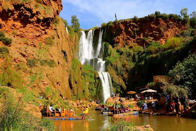 Ouzoud waterfalls day trip from Marrakech photo 6