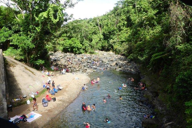 El Yunque Rainforest Nature Walk, PUERTO RICO