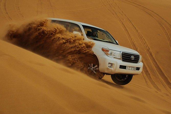Desert Safari Dubai - Evening