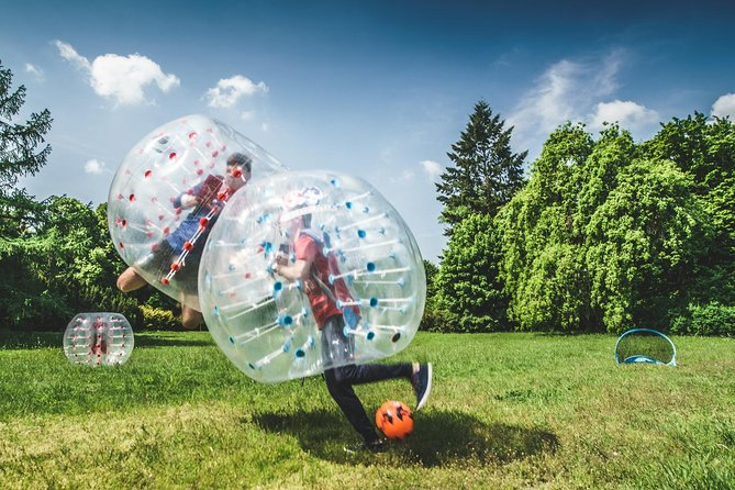 #1 Bubble Football games in Warsaw