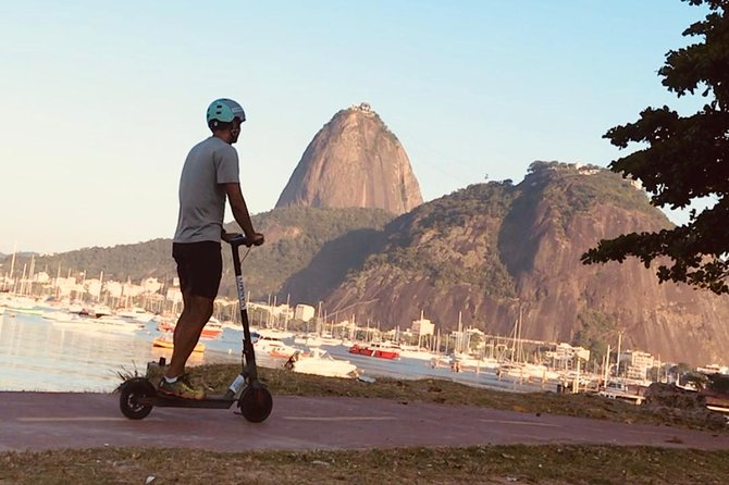 ☀️ Urca with Electric Scooter & Hike to Sugarloaf ⚡️