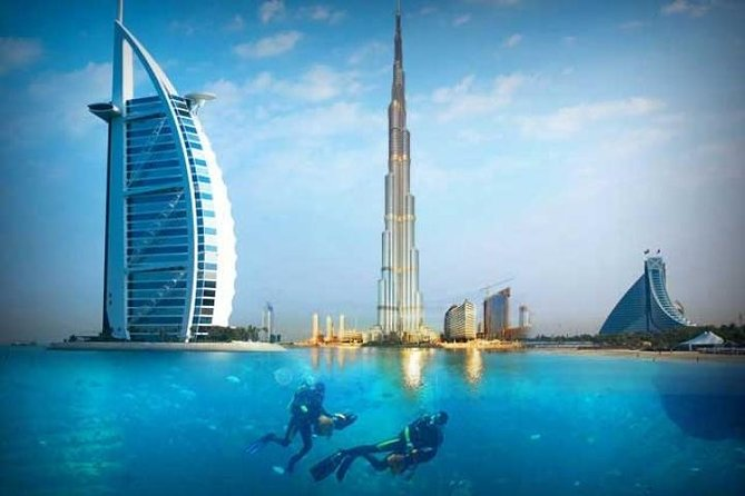 Dubai City Tour | Old and New Dubai Sightseeing Tour