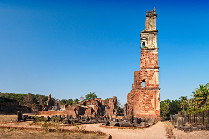 Walk Through the Ruins of Old Goa (2 Hours Guided Walking Tour)