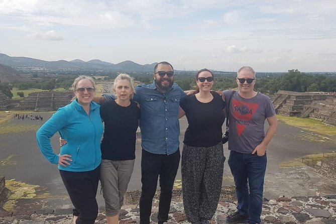 From Mexico City: Private Tour to Teotihuacan