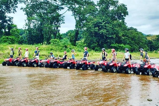Shore Excursion ATV Tour and other attractions from the countryside