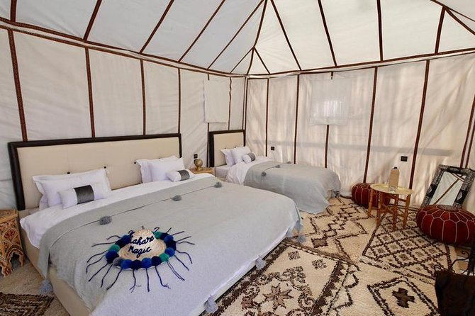 3 days Fes to Marrakech with luxury camp in sahara