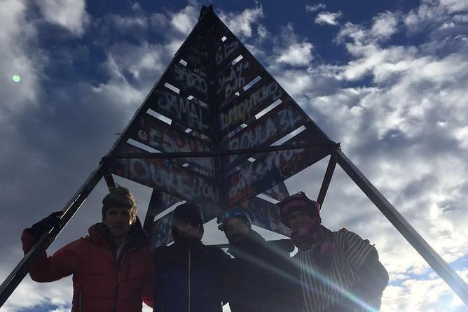 Ascension Mount Toubkal (3 Days): In private