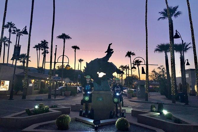 Scottsdale Segway Tour - avond