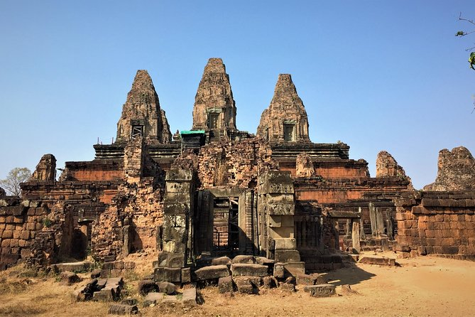 Preah Khan Ta Som Pre Rup Sunset from Siem Reap photo 8