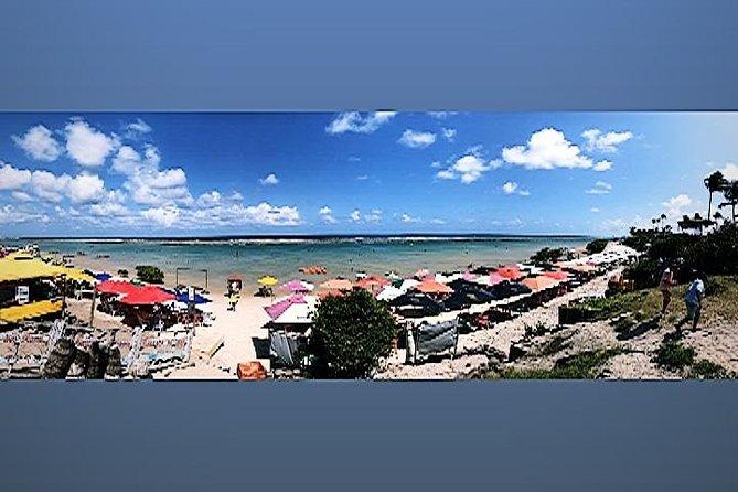 Nós te levamos para várias praias e passeios em Pernambuco e outros estados