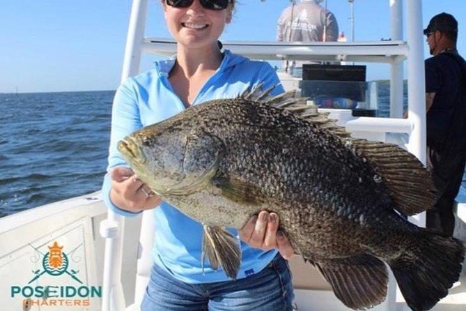 Private Full Day In-Shore Fishing Charters: Tampa Bay