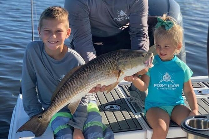 Tampa Bay Fishing Charters (private trips) - Full Day 8 Hours