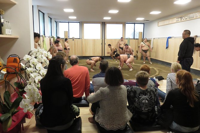 Watch Sumo Training with a guide