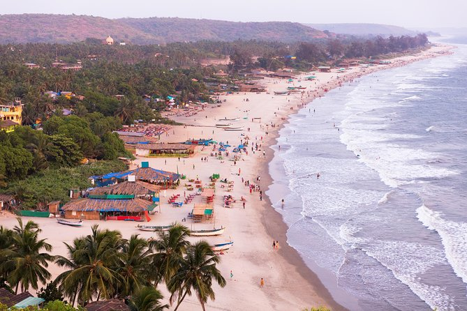Explore the Best of North Goa by Car (Guided Full Day City Sightseeing Tour)