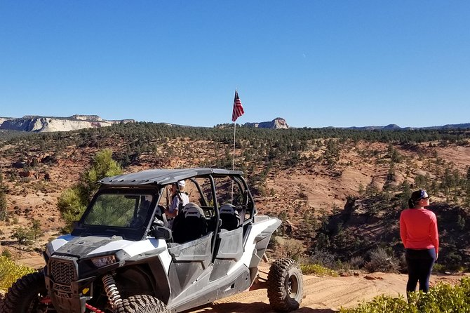 Zion Off-Road Ride & Hike