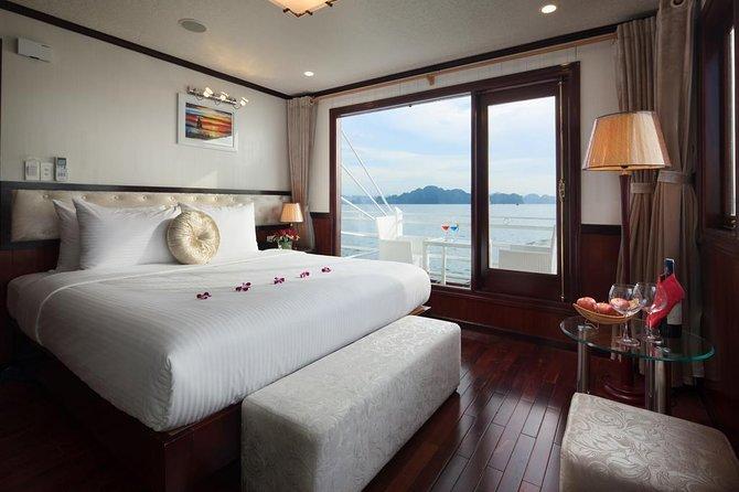 Halong Bay 3 Days 2 Night On Silver Sea Cruise (5 Star)