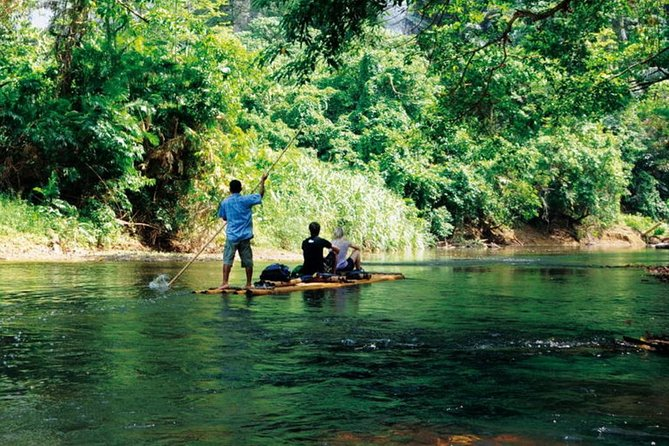 Khao Sok Rafting Expedition Day Trip