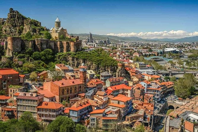 Tbilisi Old City Private Walking Tour