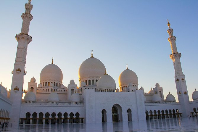 Private Full Day Abu Dhabi City Tour