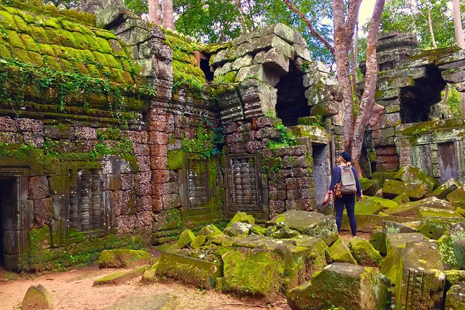 Private Angkor Wat Tour from Siem Reap photo 9