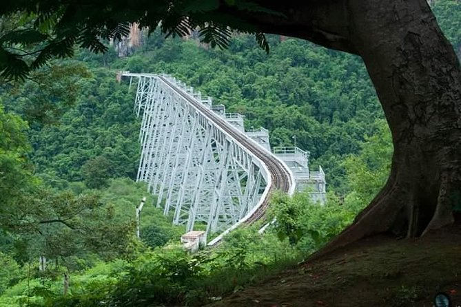 Scenic Rail Tours to Goteik Viaduct and 3 different Highlight of Pyin Oo Lwin.