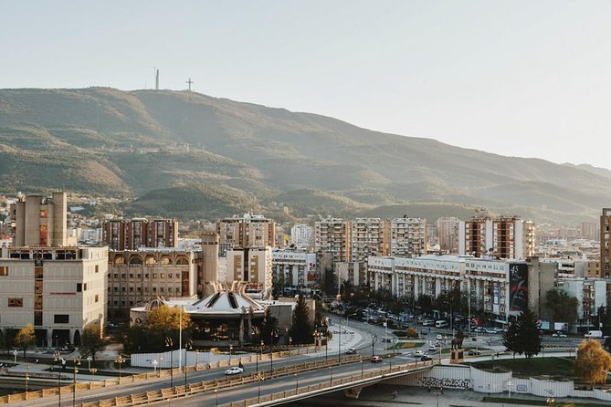Architecture tour of Skopje