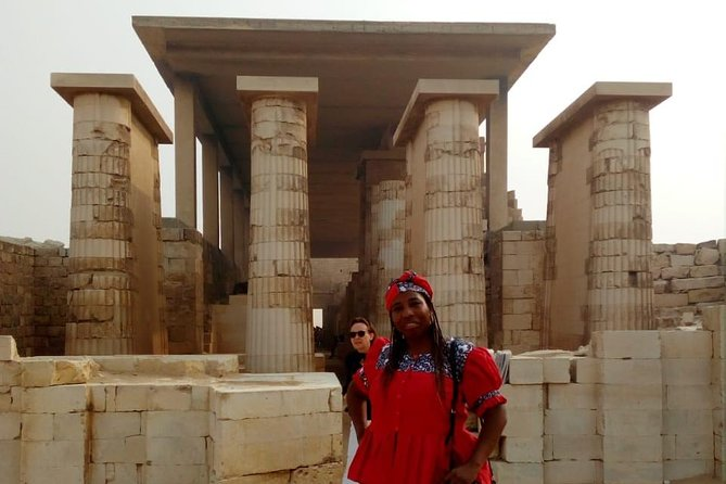 Private Half-Day Tour: Saqqara and Memphis from Cairo photo 3