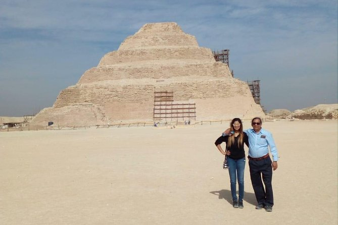Private Half-Day Tour: Saqqara and Memphis from Cairo photo 2