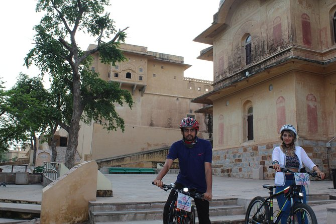 Majestic Jaipur on Pedals- A Full Day Self Guided Cycle Tour photo 1