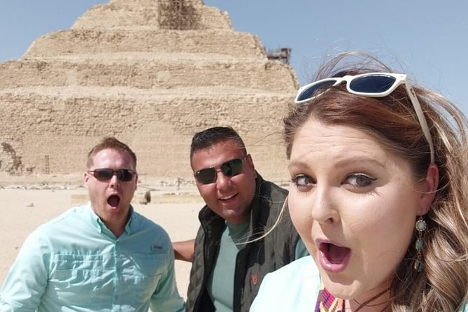 Private Half-Day Tour: Saqqara and Memphis from Cairo photo 7