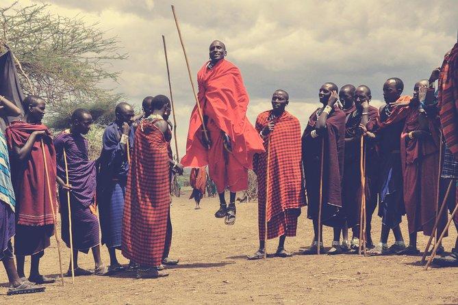 Adventure in Tanzania