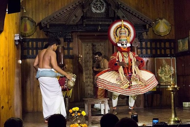 Half Day Heritage Cultural Tour of Old Kochi with Private Guide