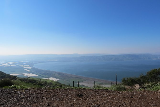 The Sea of Galilee (Kinneret) - Tour 23.