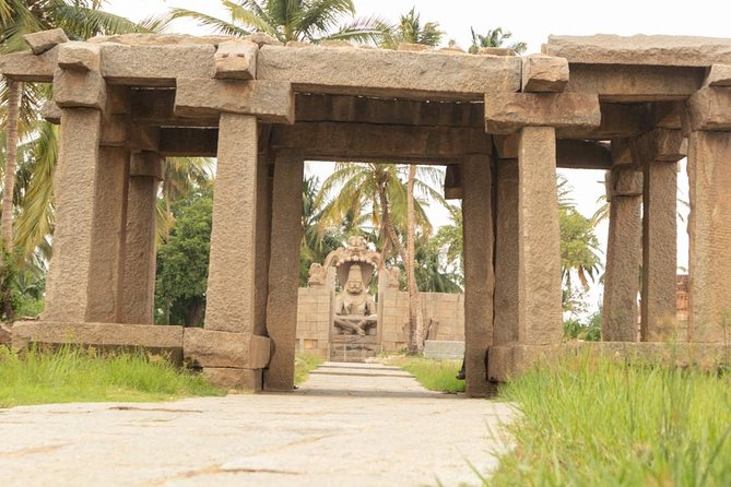 Visit Hampi from Bangalore - A 2D/1N Private Trip